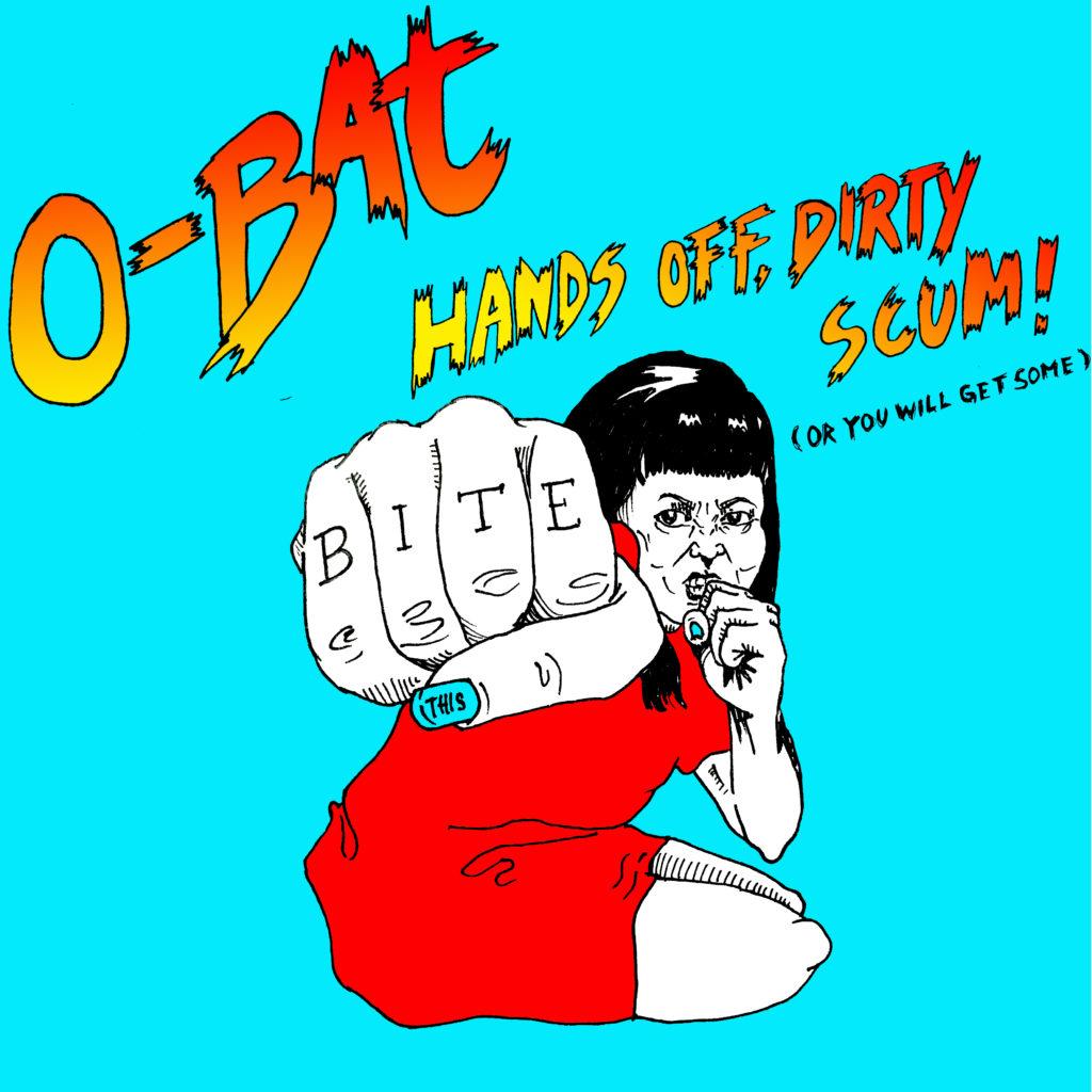 Hands off, dirty scum! ::: cover art