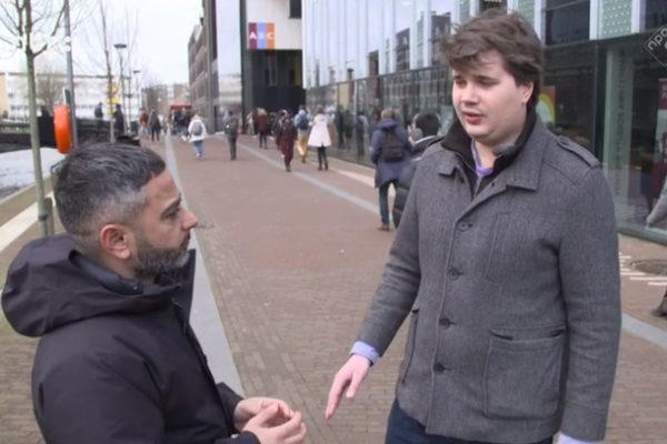 Demonstratie Groningen