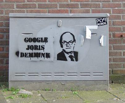 Google Joris Demmink ::: bevindingen binnen een avond